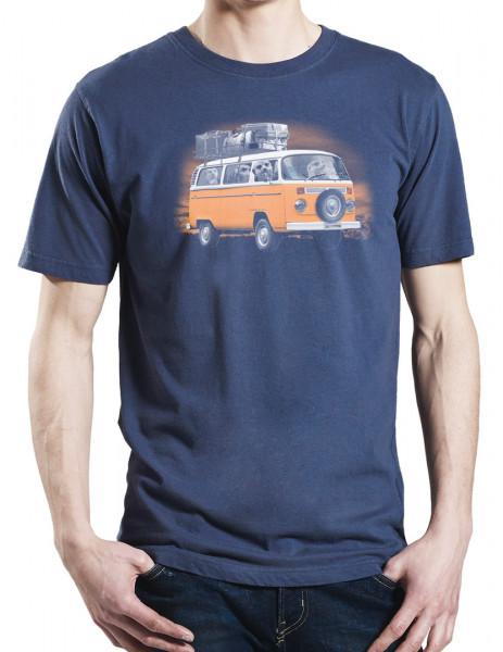 sonntag berlin tshirt auf reisen