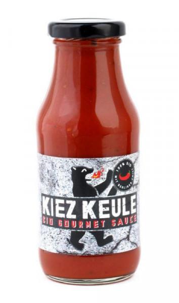 saucenfritz bio gourmet sauce kiez keule 250 ml