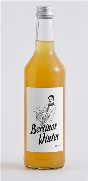 berliner winter apfelwodka 0,5 l