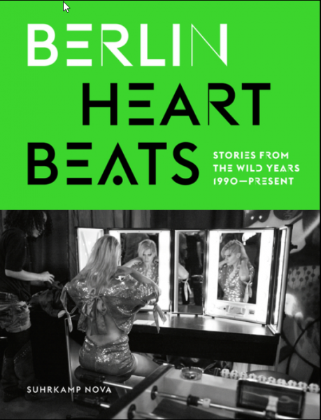suhrkamp verlag buch berlin heartbeats - stories from the wild years 1990-present