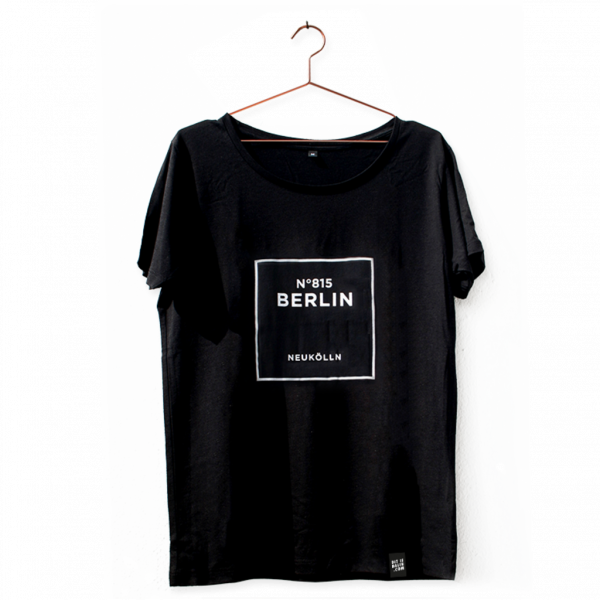 dit is balin tshirt # 0815 berlin neukölln