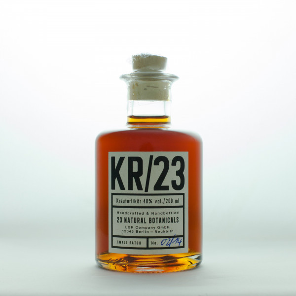 lqr-the liquor company kräuterlikör kr/23 200ml