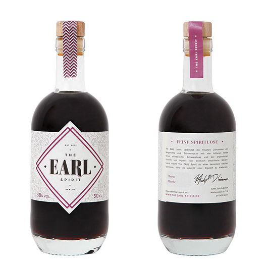 earl spirits the earl spirit 0,5 liter