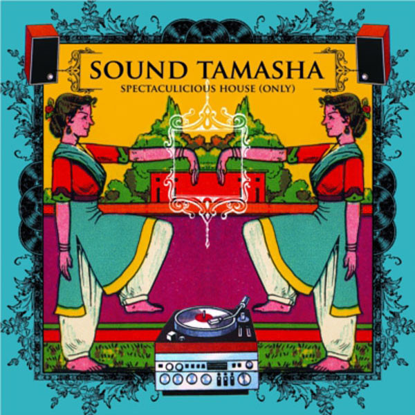 "freizeitglauben cd sound tamasha ""spectaculicious house [only]"""