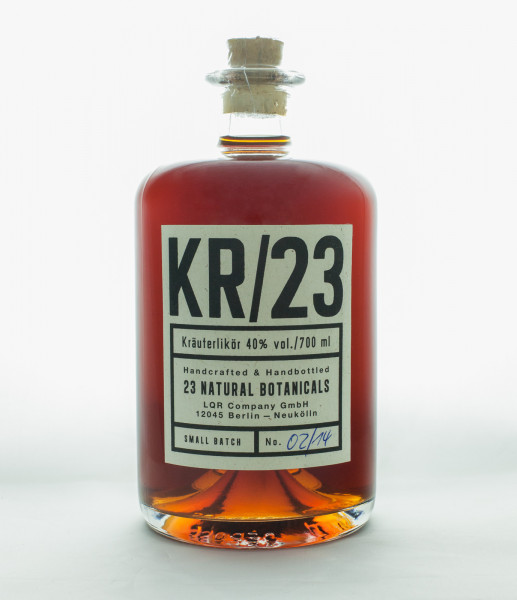 lqr-the liquor company kräuterlikör kr/23 700ml
