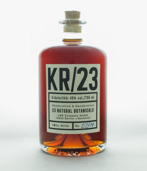 lqr-the liquor company kräuterlikör KR23 700ml