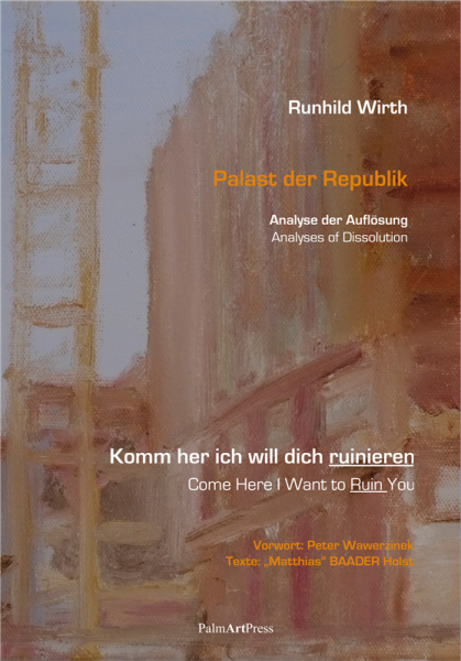 runhild wirth buch palast der republik