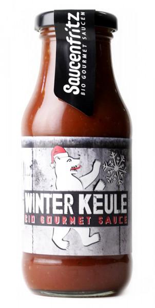 saucenfritz bio gourmet sauce winter keule