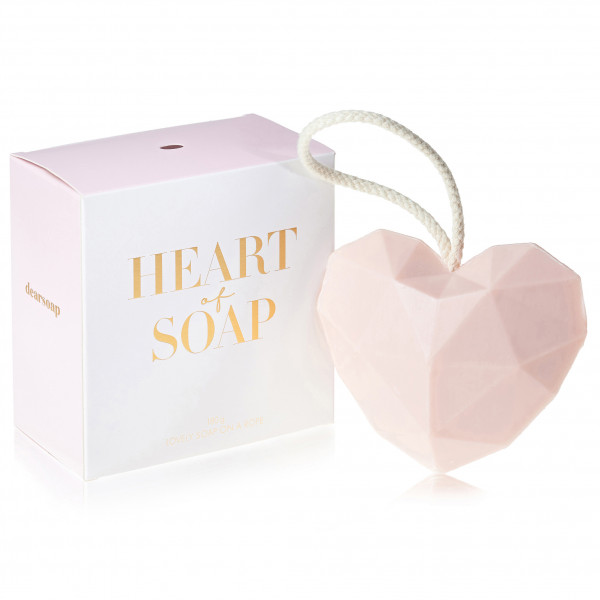 dearsoap seife heart of soap