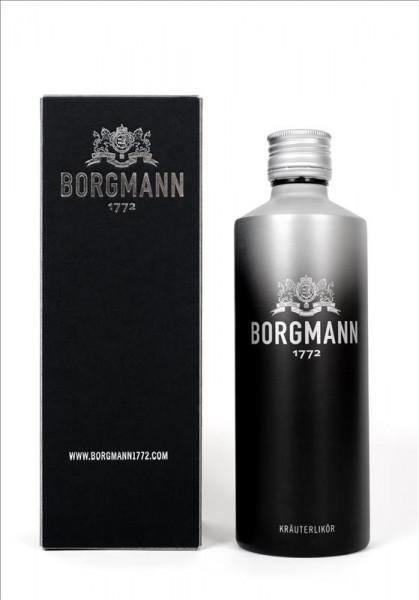borgmann 1772 kräuterlikör edition no 0