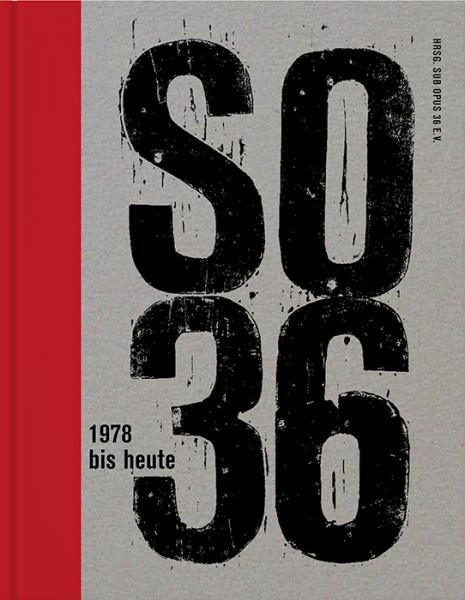 e.V. Sub Opus 36 buch so36 - 1978 bis heute