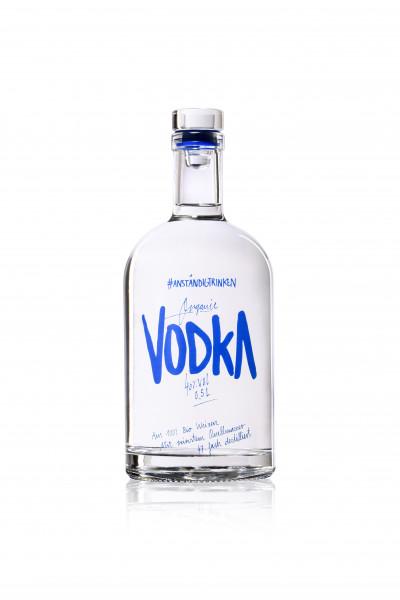 grote organic vodka 0,5 l 40 % vol.