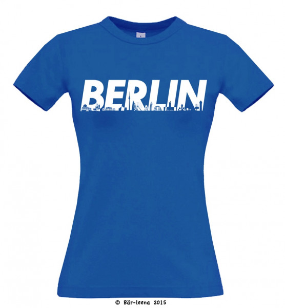 bär-leena shirt berlin girl
