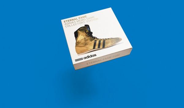 himmelspach publishing memory spiel eternal fame gold edition george foreman   boxing-legend