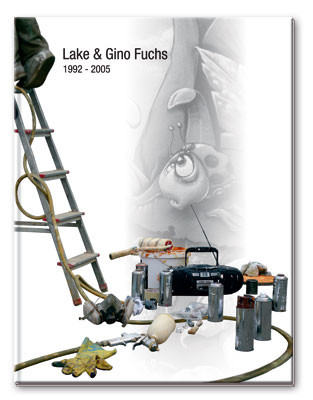 daily graphics buch lake & gino fuchs 1992-2005