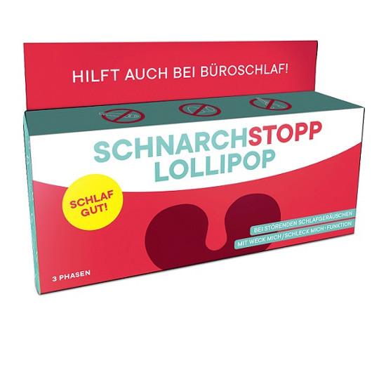 liebeskummerpillen schnarchstopp lollipop