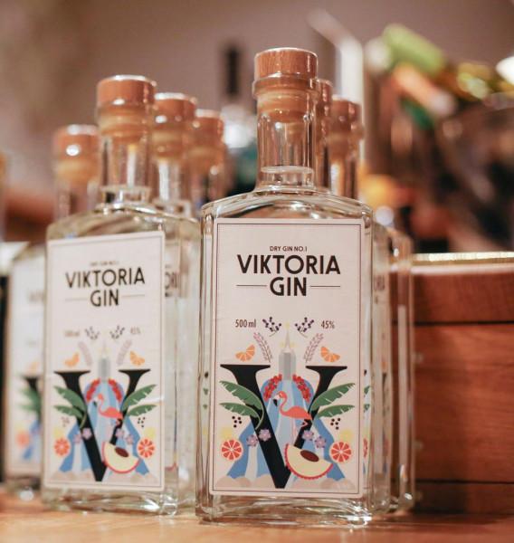 vin aqua vin viktoria dry gin 47