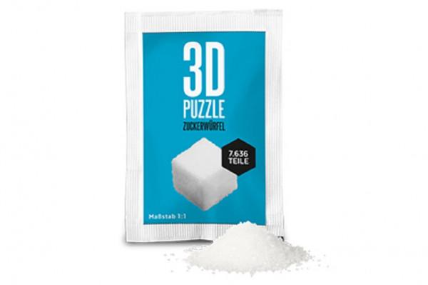 liebeskummerpillen 3d-puzzle zuckerwürfel 7636 teile