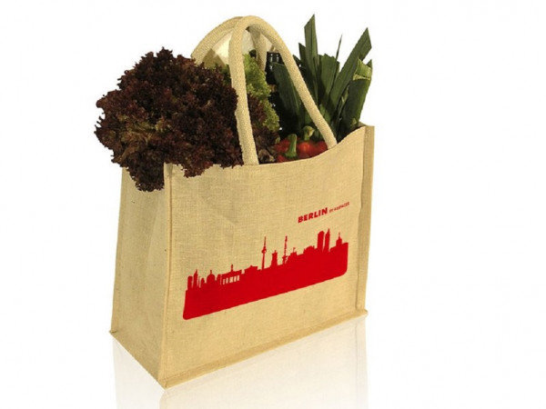 44spaces shopper berlin jute