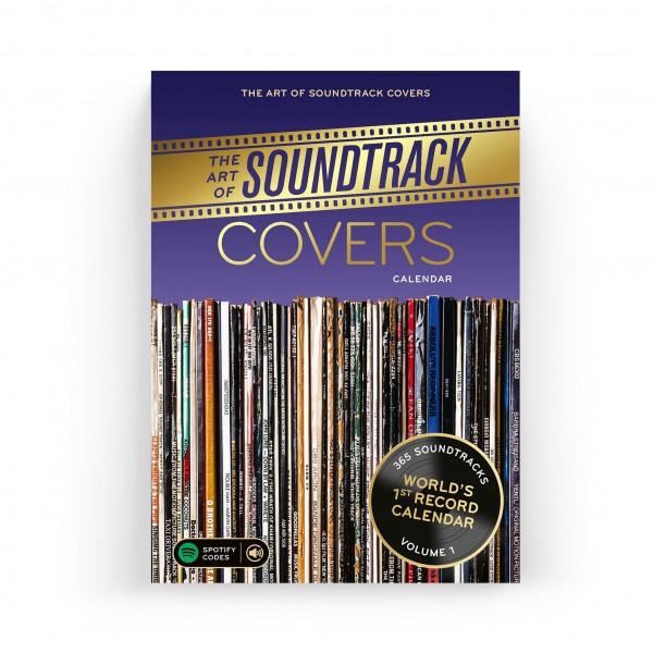 seltmann publishers abrisskalender the art of soundtrack covers (jahresunabhängig)