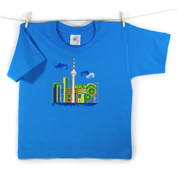 maina-manufaktur kinder-shirts berlin motive