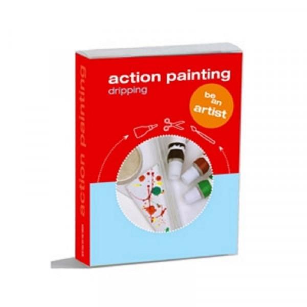 formfalt action painting set