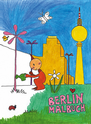 s-wert design malbuch berlin