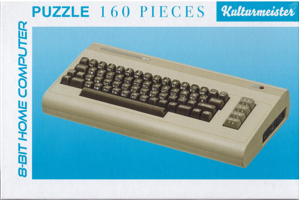 kulturmeister puzzle 8-bit homecomputer