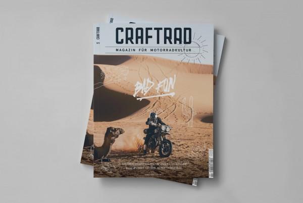 craftrad magazin für motorradkultur #9 bad fun