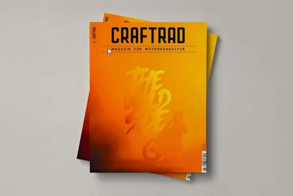 craftrad magazin für motorradkultur #11 the wild side