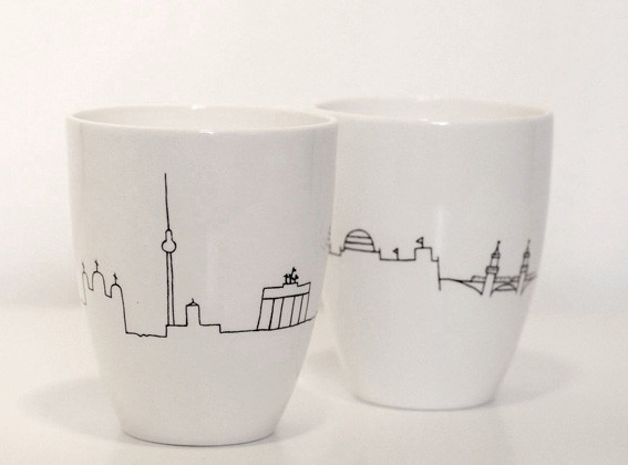 nemka berlin becher berlin skyline porzellan