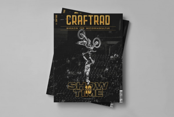 craftrad magazin für motorradkultur #10 showtime