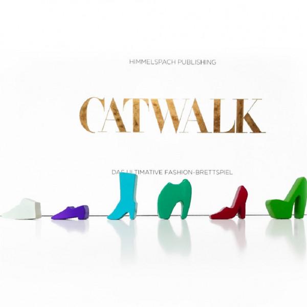 himmelspach publishing spiel catwalk fashion brettspiel in deutsch oder englisch