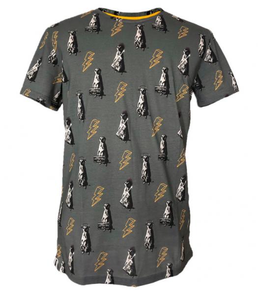 sonntag berlin tshirt 80's meerkats (eigene produktion)