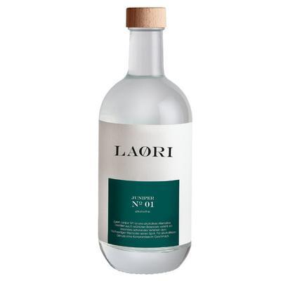 laori drinks juniper no.1 0,5 l (alkoholfrei)