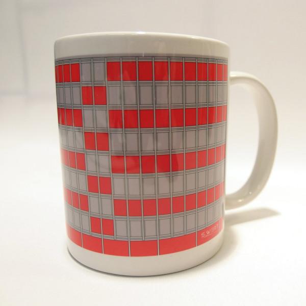 s-wert design tasse sonderplatte