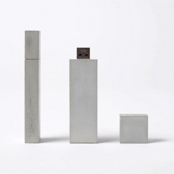 kix berlin beton usb-stick usbeton M