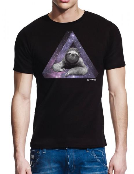 sonntag berlin tshirt cosmic sloth
