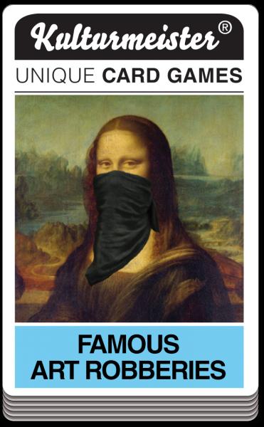 kulturmeister quartett famous art robberies (engl.)