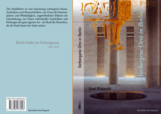 yuba edition buch verborgene orte in berlin