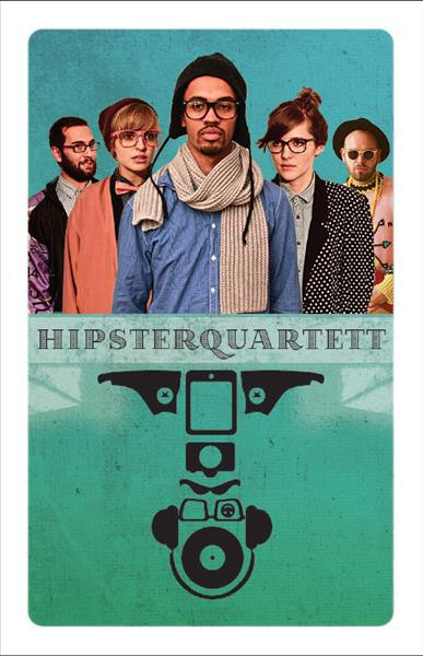 normal media hipsterquartett