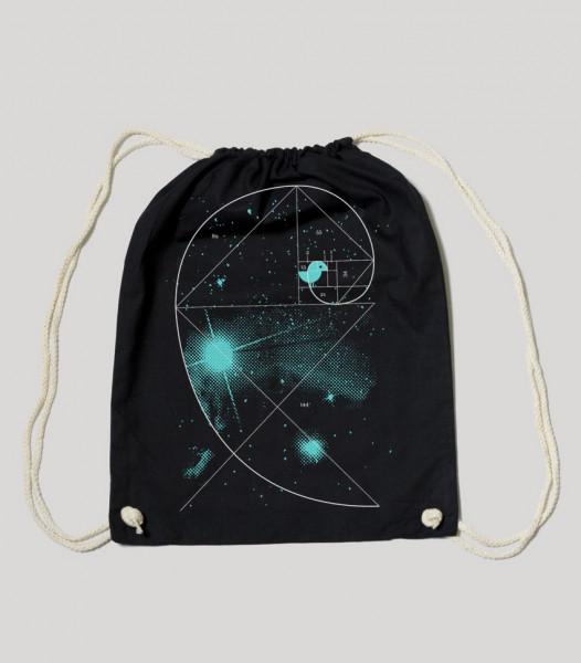 silberfischer gym bag birdy of the universe