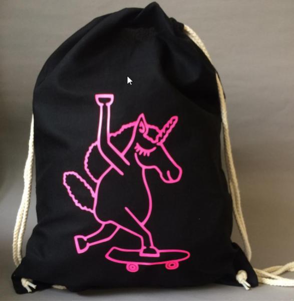 fakeberlin unicornected turnbeutel hearty