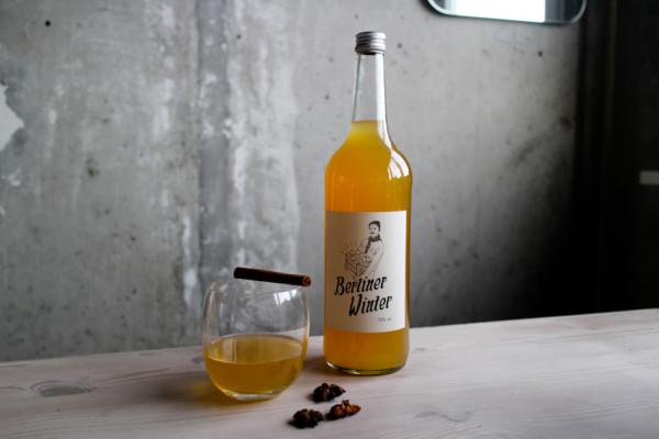 berliner winter apfelwodka 1,0 l