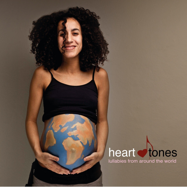 heart tones records cd lullabies from around the world