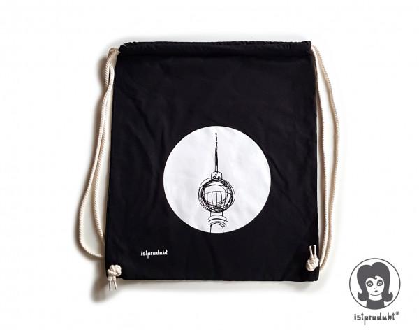 istprodukt rucksack fernsehturm gezeichnet