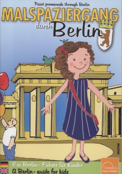 crealino malbuch malspaziergang berlin