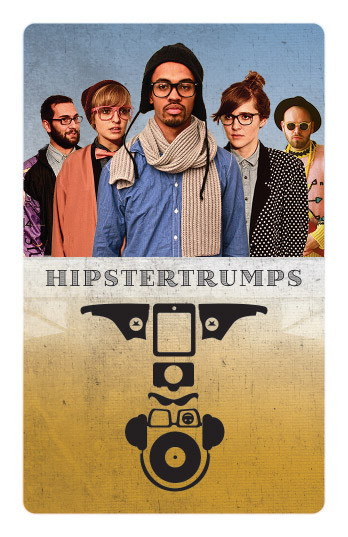 normal media hipstertrumps (hipsterquartett englisch)