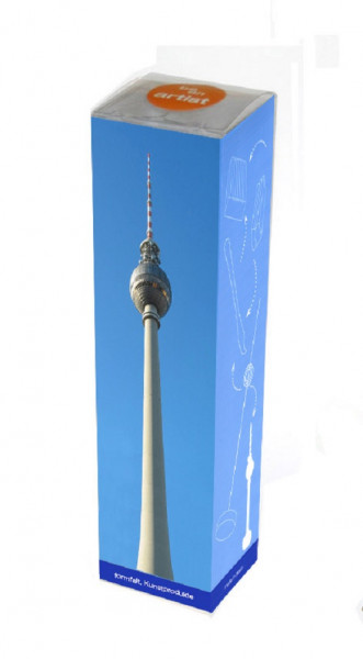 formfalt modelling berlin tv tower
