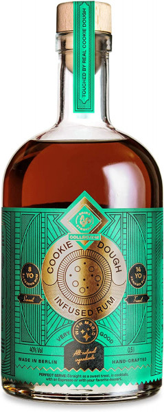 drink syndikat cookie dough infused rum 0,5 l 40% vol.